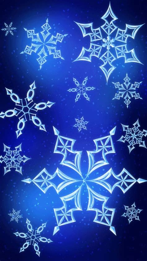pinterest wallpaper for facebook blue snowflake wallpaper pictures photos and images for