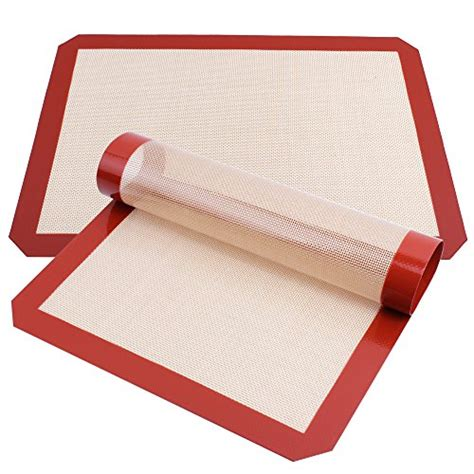 Silicone Mats For Cooking by Silicone Baking Mats Baking Mat Besiva 2 Pack Non Stick