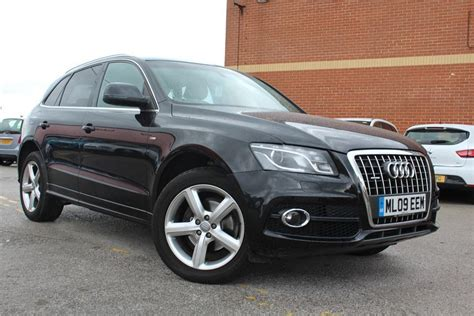 auto air conditioning service 2009 audi q5 head up display used 2009 audi q5 2 0 tdi quattro s line 5dr for sale in gloucestershire pistonheads
