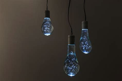 light bulbs that look like water water balloon light bulbs filled with twinkling air