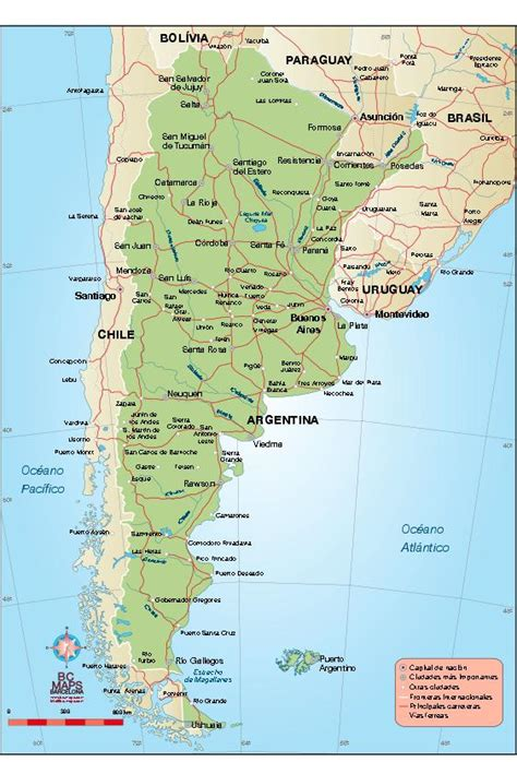 Argentina Search Argentina Interactive Map