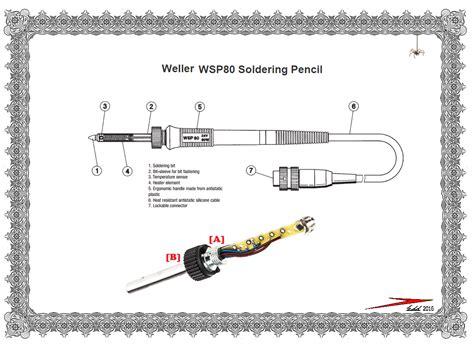 weller pu81 soldering iron electronics forums