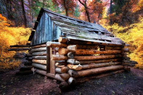 Cabins In Zion National Park by Picture Of The Day Fife Cabin Zion National Park 171 Twistedsifter