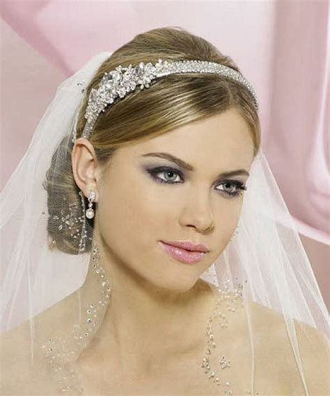 Wedding Hairstyles With Headbands And Veils by Sports Headbands For Hair Hairstyle 2013