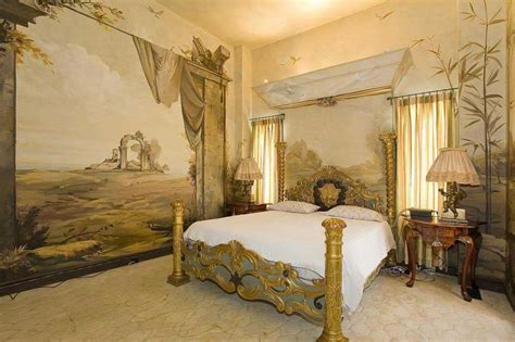 artistic bedroom bedroom eccentric wall art decor with landscape idea for