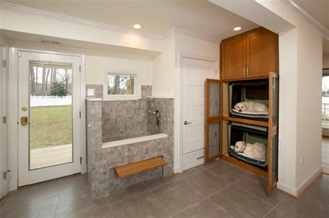 pass double duty laundry room designs for small spaces dog friendly remodel
