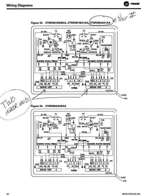 wiring diagram trane split system new wiring diagram 2018