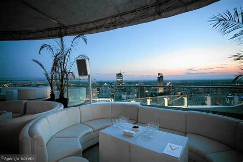 Liquid Bar Top The View Warsaw