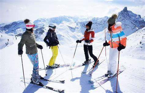 E Home Plans by Station Ski Famille Les 3 Vall 233 Es Domaine Skiable En