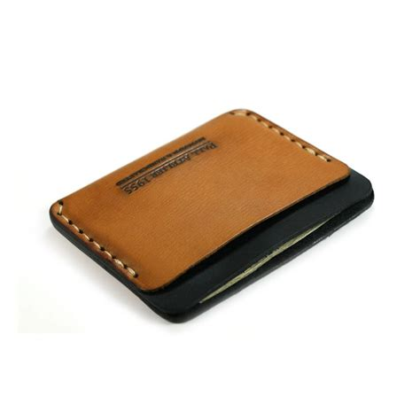 how to make a credit card holder slim leather wallet with and credit card holder