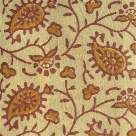 indian block print wallpaper wall decor indian block print floral cotton fabric on light yellow