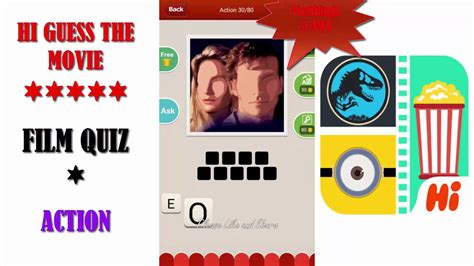 film quiz action hi guess the movie film quiz action pack all answers