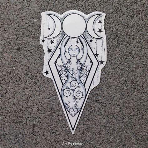 best 25 goddess tattoo ideas on pinterest triple moon