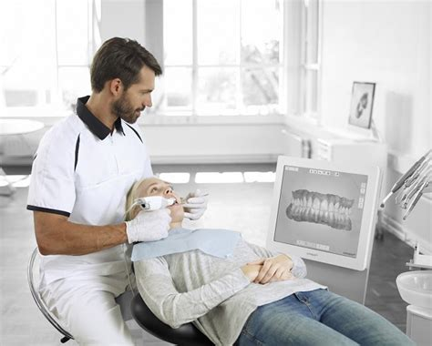 shape launches trios  mono intraoral scanner medical