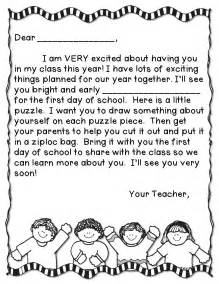 preschool welcome letter to parents from template you can grab this packet at tpt here
