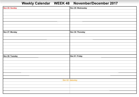 december 2017 printable calendar holidays pdf excel word