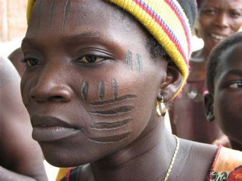 tribal marks the african tattoo this is africa