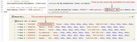 xml tutorial database database update xml to db interfaceware help center