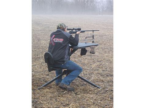 shooting bench usa x stands x ecutor 360 portable shooting bench steel