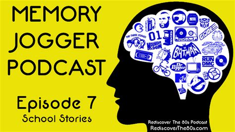 Divashop Podcast Episode 7 by Memory Jogger Podcast Episode 7 School Stories