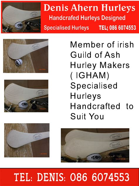 Handcrafted Hurleys - handcrafted hurleys 28 images 1916 leaders oval on