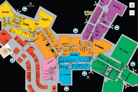 sawgrass mills map sawgrass mills mall info map and hours of operation