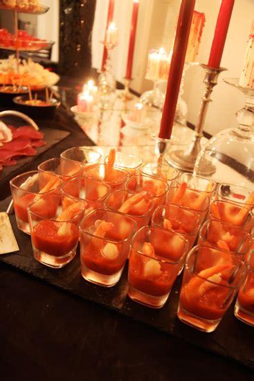 repas thème halloween halloween repas de vires nourriture halloween