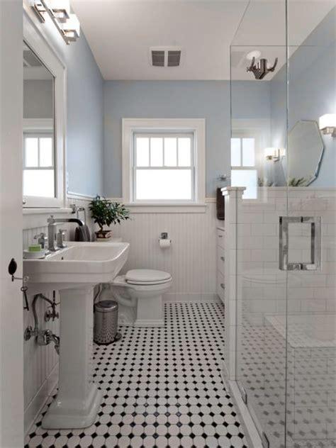 black and white vintage bathroom ideas home designs project piso branco vantagens desvantagens e 50 fotos de ambientes