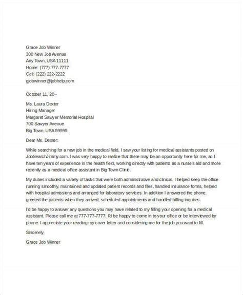 medical letter template sample format
