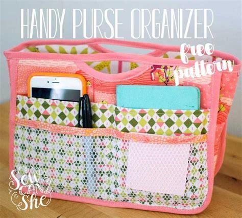 crochet pattern purse organizer handy purse organizer free pattern craftsy