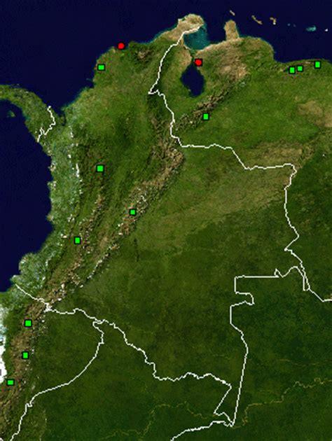 imagenes satelital de venezuela mapa satelital de colombia