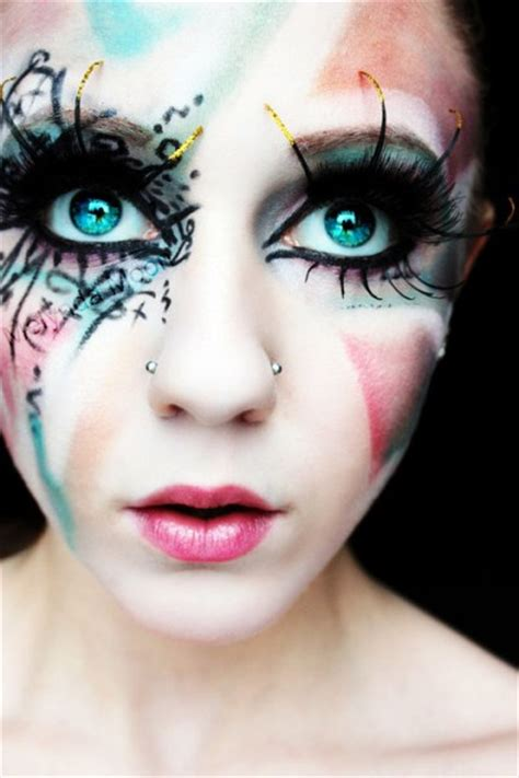 design ideas makeup scary halloween makeup ideas