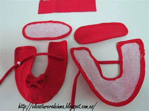 como hacer zapatos para bebe de tela el costurero de inm complementos ropa de beb 233 y algo