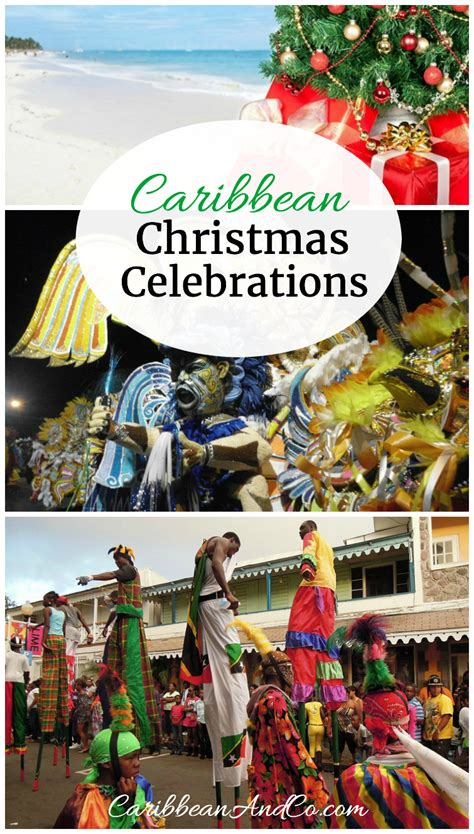 caribbean christmas celebrations caribbean co