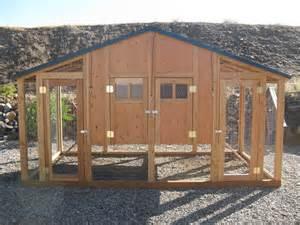 Backyard Hen House Chicken Coop Plan Amp Material List The Raisin Bran 2