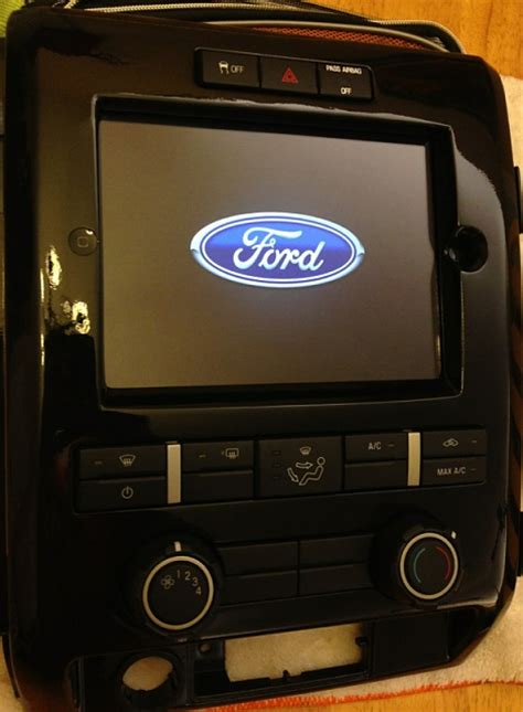 iPad mini in-dash install - Page 19 - Ford F150 Forum ... F 150 2013