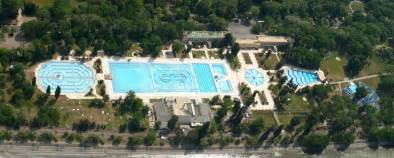 budapest schwimmbad palatinus strandbad b 228 der in budapest und umgebung