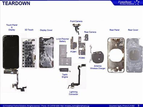 分解して理解する iphone 8 8 plusとは違う iphone x の中身 1 2 itmedia mobile