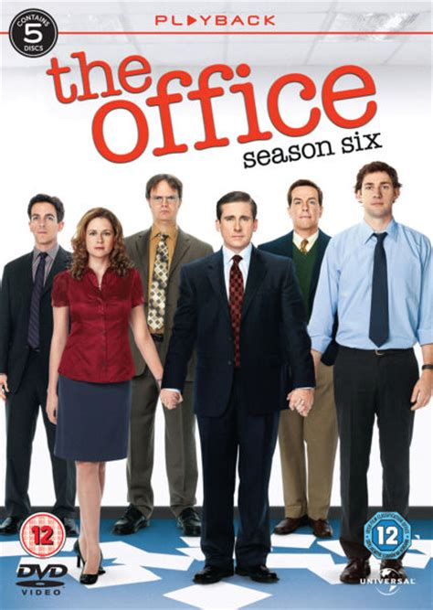 New Fischer Imundex S6 Box the office an american workplace season 6 dvd zavvi