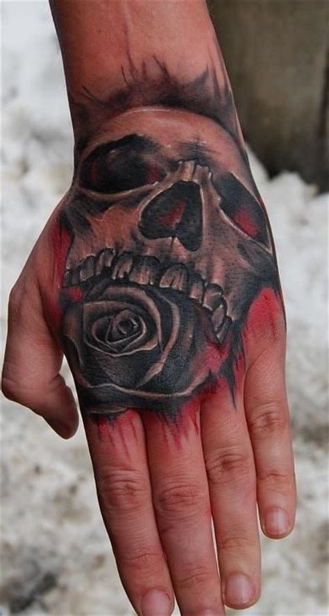 evil rose tattoo 25 best ideas about skull on