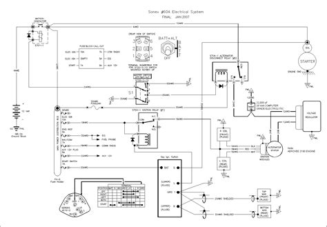 electrical system diagrams electrical free engine image