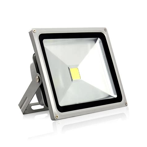 Outdoor Light Reflector Reflector Led Flood Light Spotlight Foco Led Outdoor Lighting L 10w 20w 30w 50w 100w