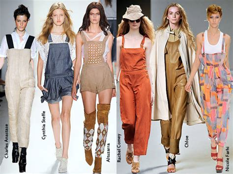 overall infulences on modern day clothes fashion culture