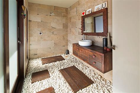 Modern Bathroom Idea 30 Exquisite And Inspired Bathrooms With Stone Walls