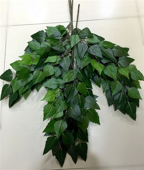New Canula Flower Silk Leaf Artificial Home 120pcs Wholesale Leaf Shaped Plant Outdoor Handmade