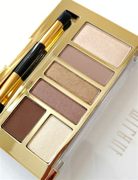 Review Eyeshadow Matte Sariayu milani everyday eyeshadow palette review the budget