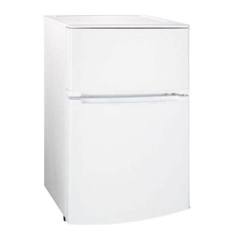 vissani 3 1 cu ft mini refrigerator in white energy