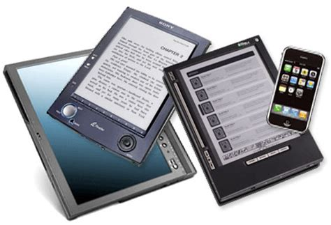 format ebook sony handheld e book reader wars e reader formats or e reader
