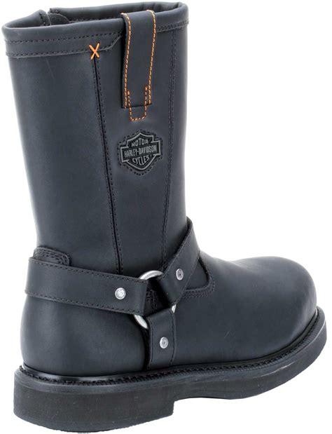 harley davidson steel toe boots harley davidson s bill steel toe 9 5 inch black boots