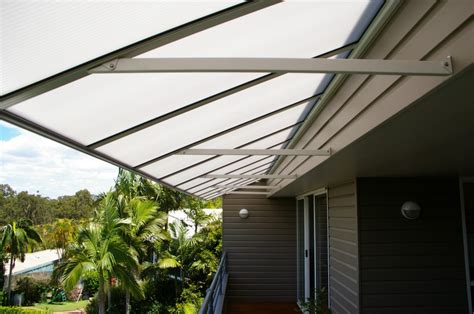 External Awnings Brisbane by Brisbane Awnings Patio Aluminium Fabric Canvas